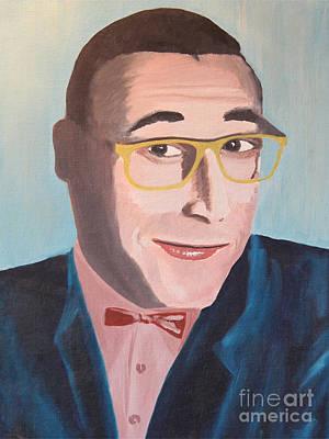 Pee Wee Herman Art Print by Robert Yaeger
