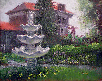 Painting - Peel Mansion by Timothy Jones