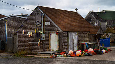 Peggys Photograph - Peggy's Cove 23 by Betsy Knapp