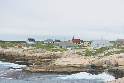 Photograph - Peggys Cove by Gene Norris