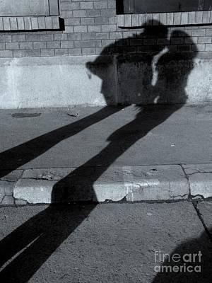 Photograph - Pekna Laska . Amor Omnia Vincit. by  Andrzej Goszcz