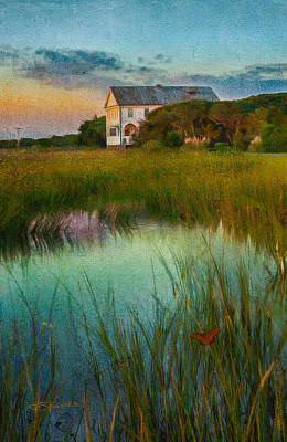 Digital Art - Pelican Inn by Alan Sherlock