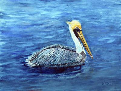 Painting - Pelican by Loretta Luglio