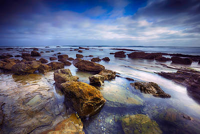 Crystal Cove Photograph - Pelican Point by Rick Berk