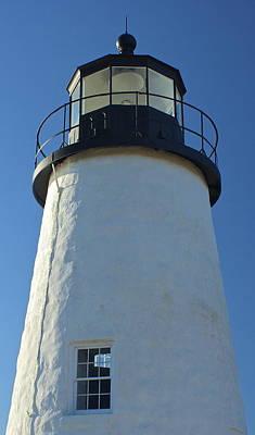 Pemaquid Lighthouse Original by Amazing Jules