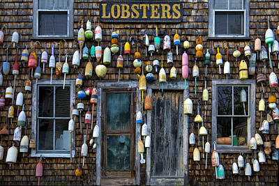 Soap Suds - Pemaquid Lobster Shack by Diana Powell