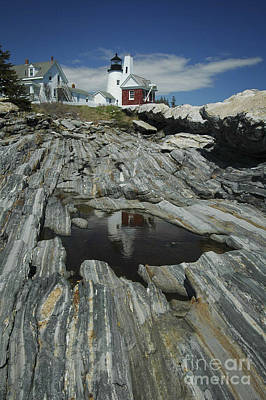 Photograph - Pemaquid Point Lighthouse  by Alana Ranney