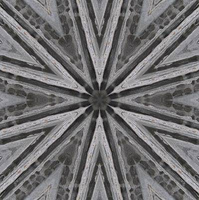 Digital Art - Pemaquid Rock One by Trina Stephenson