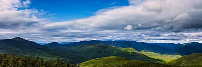 Photograph - Pemigawasset Wilderness Panorama by Jeff Sinon