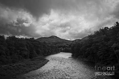 Photograph - Pemigewasset River Nh by David Gordon