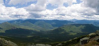 Namaste With Pixels - Pemigewasset Wilderness New Hampshire by Stephanie McDowell