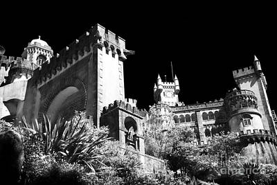 Photograph - Pena National Palace by John Rizzuto
