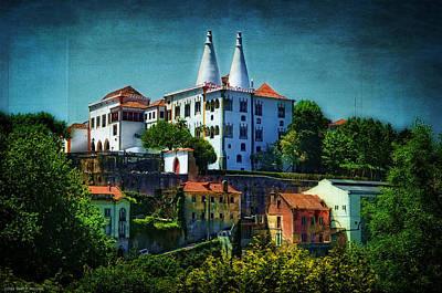 Pena Photograph - Pena National Palace - Sintra by Mary Machare