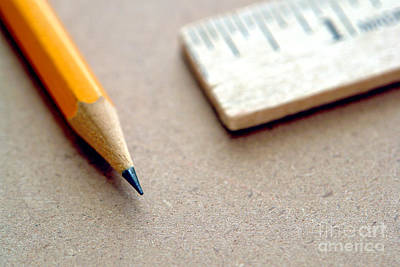 Photograph - Pencil by Olivier Le Queinec