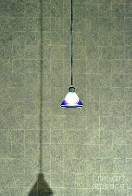 Photograph - Pendant Shadow by Darla Wood