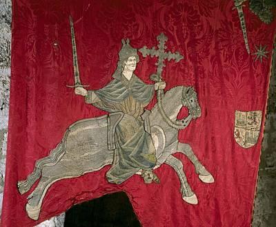 Pend�n De Baeza O De San Isidoro. 1147 Art Print