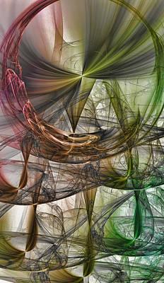 Pendulum Digital Art - Pendulum by David Ridley