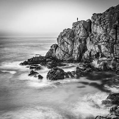 Photograph - Penencia Point Galicia Spain by Pablo Avanzini