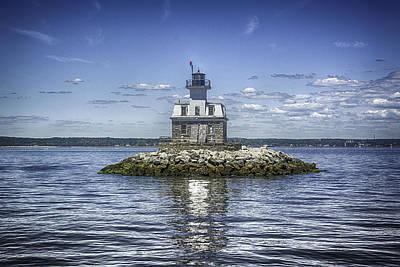 Fleetwood Mac - Penfield Reef Lighthouse by John Donovan