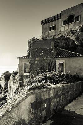 Christian Sacred Photograph - Peninha Sanctuary IIi by Marco Oliveira