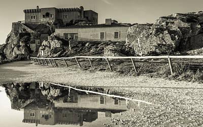 Christian Sacred Photograph - Peninha Sanctuary by Marco Oliveira
