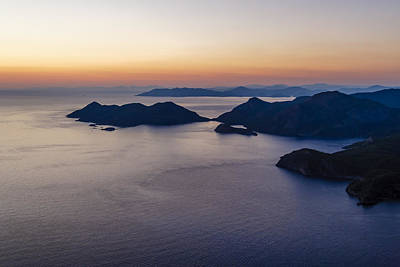 Photograph - Peninsula by Ali Kabas