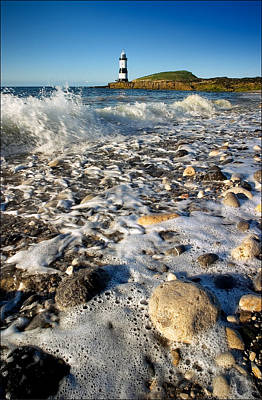 Photograph - Penmon Isle Of Anglesey by Peter OReilly