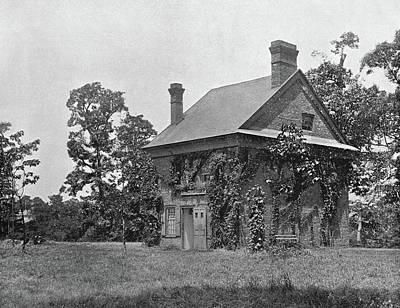 Photograph - Penn Mansion, C1890 by Granger