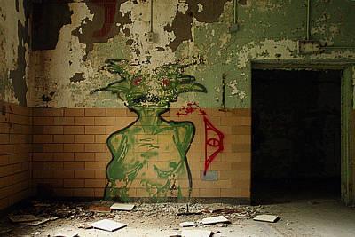 Pennhurst Exposed Demon Print by W Scott Phillips