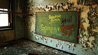 Pennhurst Gomez Doom Slyr Print by W Scott Phillips