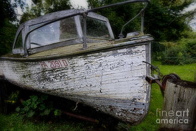Photograph - Pennsylvania Boat by David Arment
