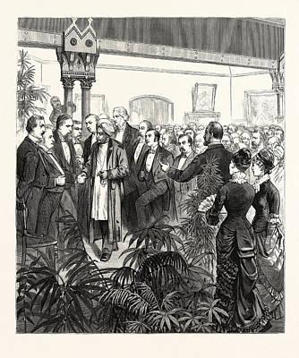 Pennsylvania Drawing - Pennsylvania, Reception Of The Delegates by American School