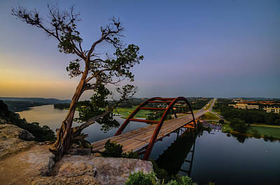 Photograph - Pennybacker Sentry by Jeffrey W Spencer