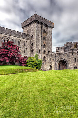 Photograph - Castle Grounds by Adrian Evans