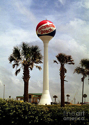 Photograph - Pensacola Beach Ball by Tom Brickhouse