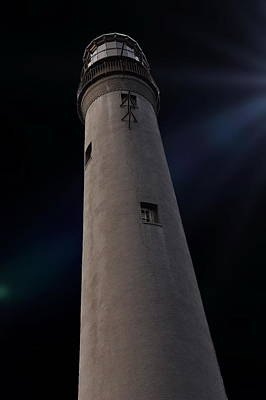 Photograph - Pensacola Lighthouse by Anthony Dezenzio