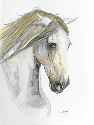 Pensador Art Print by Janina  Suuronen