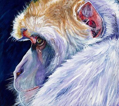Painting - Pensive by Dale Bernard