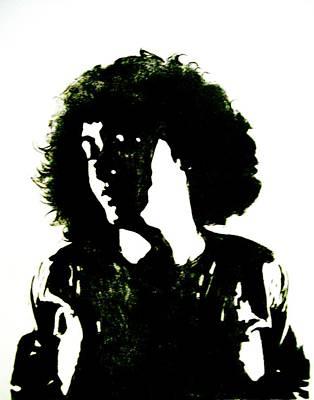 Self-portrait Mixed Media - Self Portrait by Shan Ungar