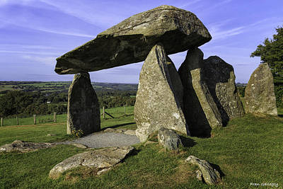 Photograph - Pentre Ifan by Fran Gallogly