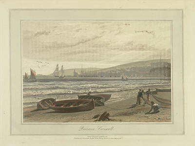 Penzance Art Print by British Library