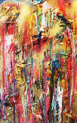 Painting - People Do Not Change Things Change People by Yael VanGruber
