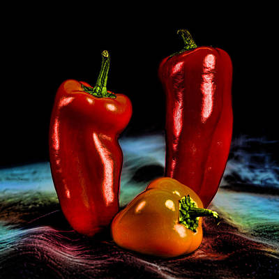 Photograph - Pepper Pop by John Crothers