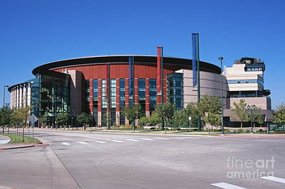 Bear Photography Rights Managed Images - Pepsi Center Royalty-Free Image by Chris Selby