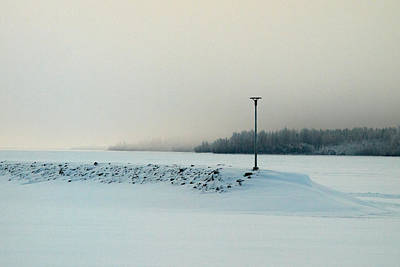 Photograph - Perameri Winterscapes by Jouko Lehto