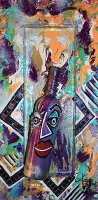 Mixed Media - Perception 2  by Artista Elisabet
