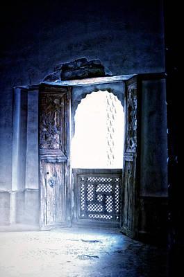 Old Door Digital Art - Perception Of Light by Studio Yuki