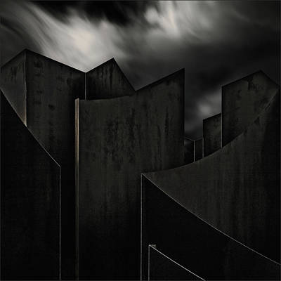 Abstraction Photograph - Perdidi by Gilbert Claes
