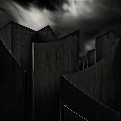 Maze Photograph - Perdidi by Gilbert Claes