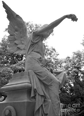 Sculpture - Pere Lachaise IIi by Louise Fahy